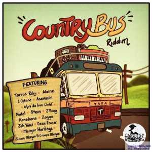 Dj Law - Country Bus Riddim Mixtape